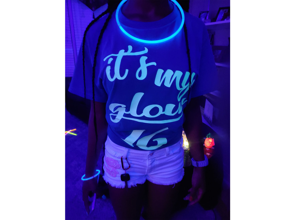 Glow 16 Party
