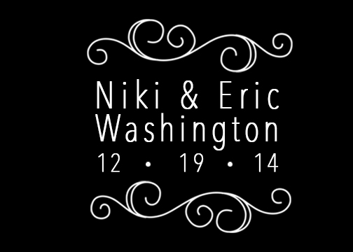 wedding monogram gobo design 33